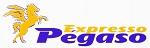 logo logotipo Expresso Pégaso