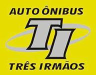 Logotipo Três Irmãos, Auto Ônibus (SP)