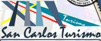 San Carlos Turismo logo
