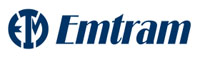 Logotipo Emtram (BA)