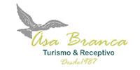 logo logotipo Asa Branca Turismo