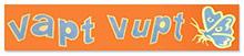 Logotipo Vapt Vupt (RS)