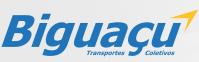 logo logotipo Biguaçu Transportes Coletivos Administração e Participação