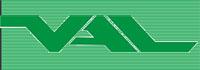 Logotipo VAL - Viação Alvorada Ltda. (RS)