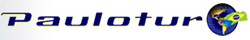 logo logotipo Paulotur Transporte e Turismo