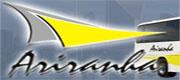 logo logotipo Via��o Ariranha