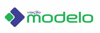 logo logotipo Viação Modelo