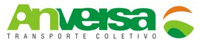 logo logotipo Anversa Transporte Coletivo