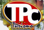 logo logotipo TPC Turismo