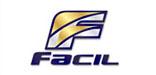 logo logotipo F�cil Transportes e Turismo