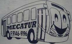 Mecatur Viagens e Excursões logo