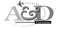 logo logotipo A&D Viagens e Turismo