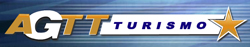 logo logotipo AGT Turismo e Locações