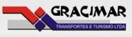 logo logotipo Gracimar Transporte e Turismo