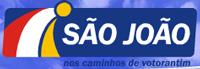 logo logotipo S�o Jo�o Votorantim - Sorotur Turismo