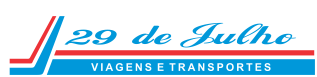 Logotipo 29 de Julho, Transportes (SC)