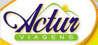 Logotipo Actur Viagens (MG)