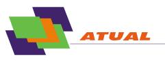 logo logotipo Viação Atual