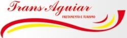 Logotipo Trans Aguiar Fretamento e Turismo (RS)