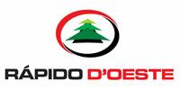 logo logotipo R�pido D�Oeste