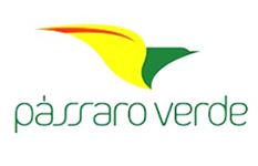 logo logotipo P�ssaro Verde