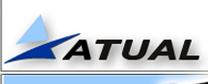 Logotipo Atual, Cia (MG)