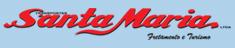 Logotipo Santa Maria Fretamento e Turismo (SP)