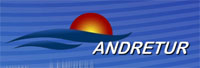 Logotipo Andretur Soluções em Transporte (RJ)