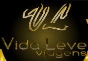 Logotipo Vida Leve Viagens (PE)
