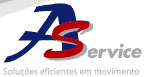 Logotipo AS Service (SP)