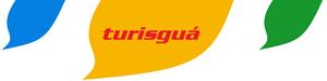 logo logotipo Transporte e Comércio Turisguá