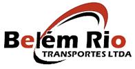 logo logotipo Belém Rio Transportes