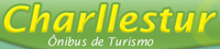 Logotipo Charllestur Ônibus de Turismo (GO)