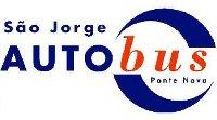 Logotipo São Jorge Auto Bus (MG)