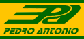 Logotipo Pedro Antônio, Empresa de Ônibus e Turismo (RJ)