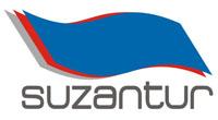 logo logotipo Suzantur