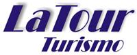 logo logotipo La Tour de Angra Turismo