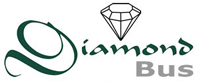 logo logotipo Diamond Bus Loca��o e Transportes