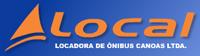 Logotipo LOCAL - Locadora de Ônibus Canoas (RS)