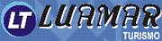 logo logotipo Luamar Transportes e Turismo