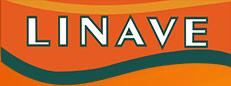 logo logotipo Linave Transportes