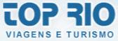 Logotipo Top Rio Viagens e Turismo (RJ)