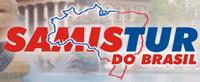 Logotipo Samistur do Brasil Agência de Viagens (PA)