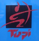logo logotipo TUPI - Transportes Urbanos Piratininga