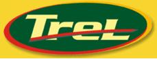 logo logotipo TREL - Transturismo Rei