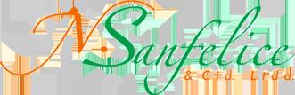 Logotipo N. Sanfelice Turismo (RS)