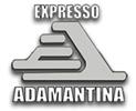 logo logotipo Expresso Adamantina
