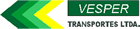 Logotipo Vesper Transportes (SP)
