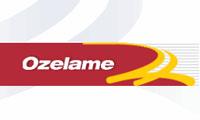 logo logotipo Ozelame Transportes