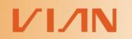 logo logotipo VIAN - Via��o Anapolina